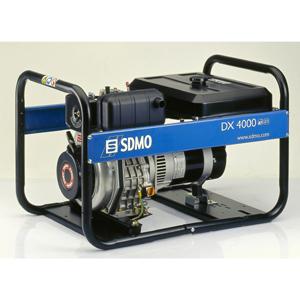 SDMO DX 4000 Е