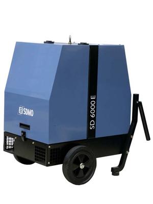 SDMO SD 6000 Е